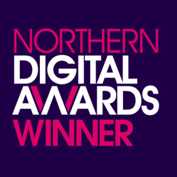 Northern Digital Awards Winner 1