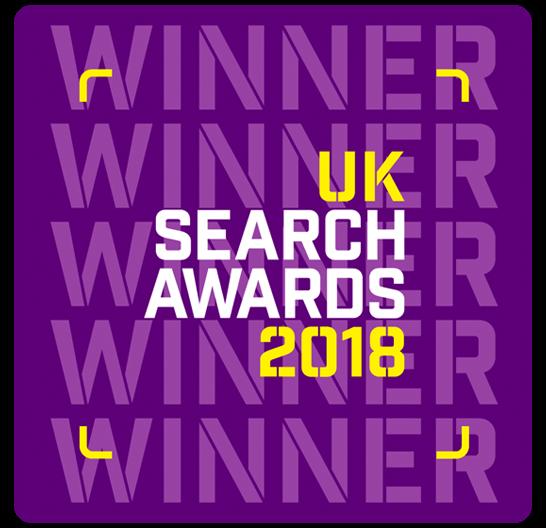 Uk Search Winner 2018