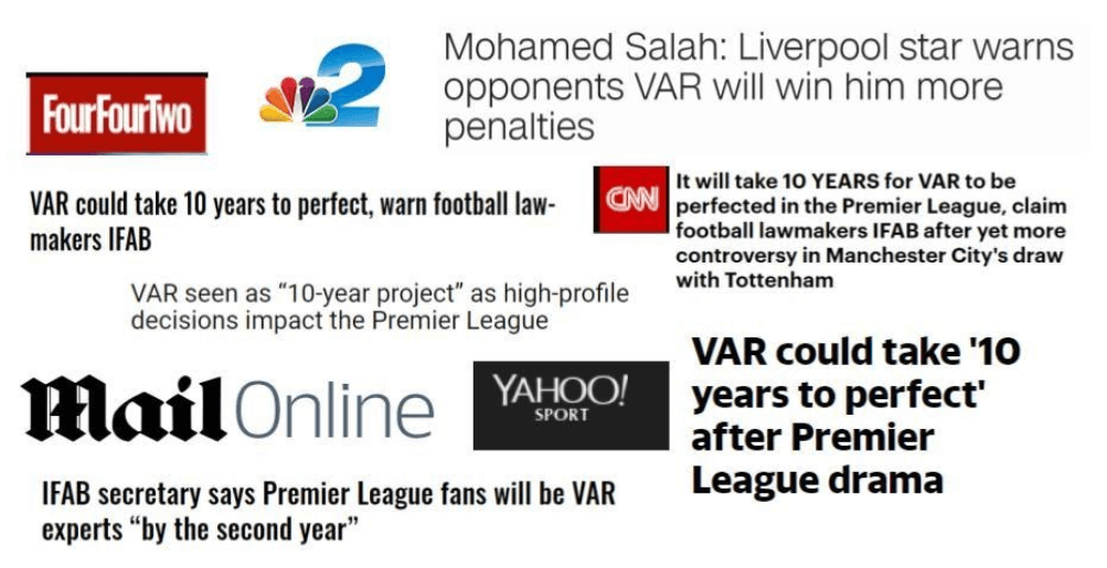 Var From Perfect Coverage