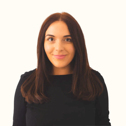 Hayley Stansfield, Head of Content and PR at Blueclaw