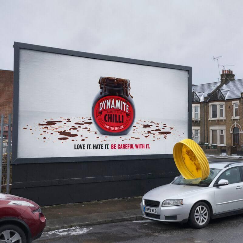 Marmite Campaign